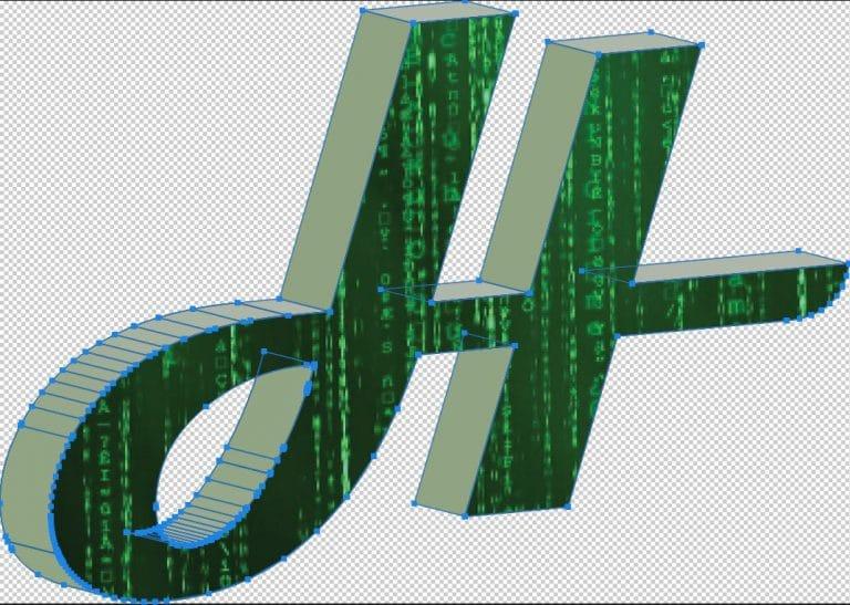 Haltytek Logo Being Designed