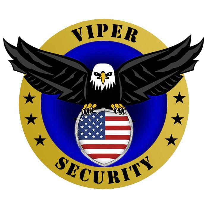viper security logo large
